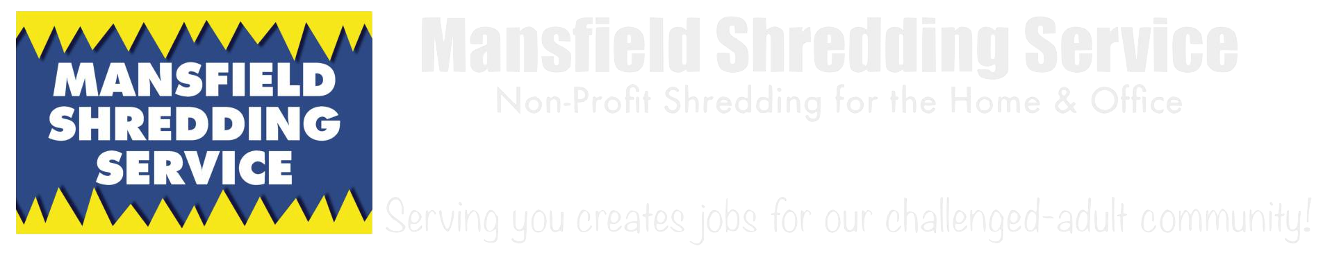Mansfield Shredding Service